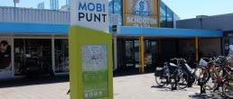 Mobipunt in De Schooten Den Helder