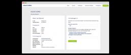 sQoot & Bike portal - werknemer detailpagina